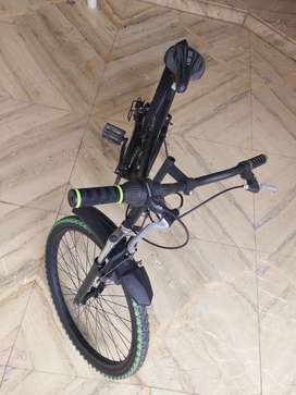 Brand new condition  6 gear dtb cycle