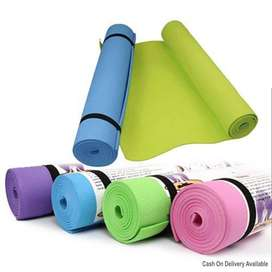 Yoga Exercise Matt for gym and home use, A smart way to health
