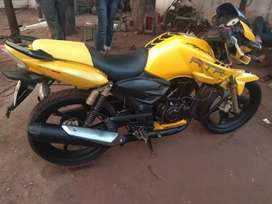 Rtr 180 yellow double disc