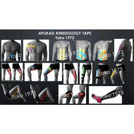 KINESIO TAPE CAMO ARMY / Kinesiology tape for sport & theraphy