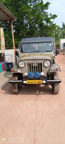 Mahindra commander jeep all good condition