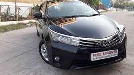 Toyota Corolla Altis 1.8 G Automatic, 2015, Petrol