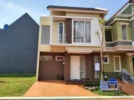 Rumah Full Furnish Zuma Malibu Gading Serpong dekat mall sms dan aeon