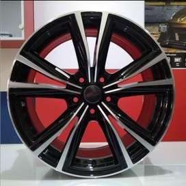 jual pelek mobil ring 16x7h5x114,3  untuk mobil innova rush standaran