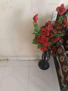 Iron flower potj