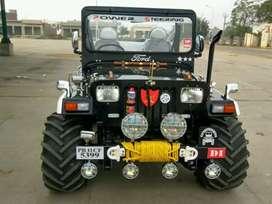 Hunter Jeep modified Balwinder motor