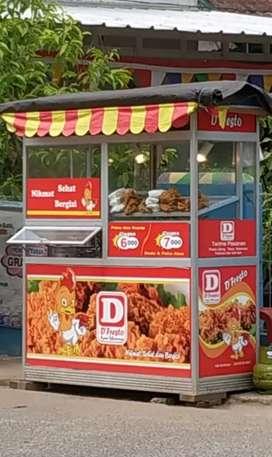 KEMITRAAN D'fresto Fried Chicken
