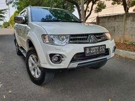 Pajero Dakar VGT AT Putih 2014 Full Audio 3WAY Full Original Istimewa