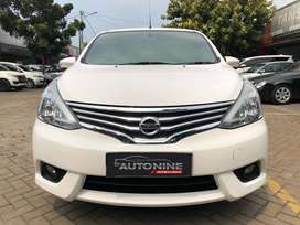 Nissan Grand Livina Xv Facelift 2017 km18rb