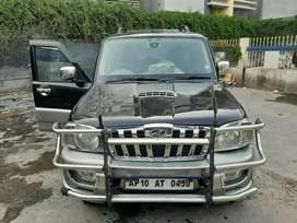 Mahindra Scorpio 2009 Mhawk voice command  Well Maintained
