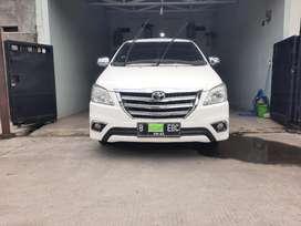 Kijang innova diesel G matic 2015