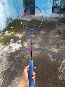 Raket Badminton Victor Hypernano X020 31lbs Mulus