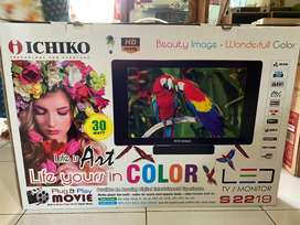 LeD tv ichiko baru murah