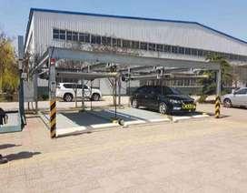 Lift Parkir Mobil Sistem Sliding atau Puzel