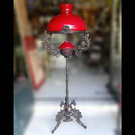 lampu standing/lampu berdiri/lampu hias/standing lamp kap 40