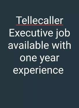 Tellecaller executive