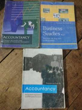 NCERT Accounts and BST Book