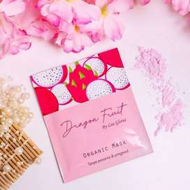 Masker Organik by Lea Dragon fruit