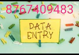 Required Female * Data Entry cum Tally Operator Jobs