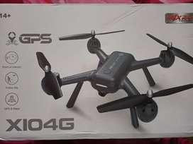 Drone MJX X104G 97% like new!