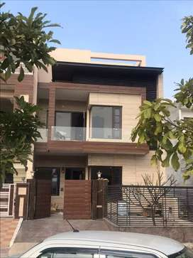 Kothi 125 gaj ,Facing Park, East Facing, Block-C, Aerocity Mohali.