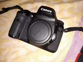 Canon 7D kondisi 100% rawatan
