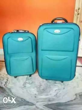 Brand New packing two Trolly bag one 24inch other one is 20inch