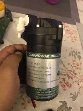 RO machine motor