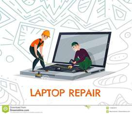 ALL KINDS OF LAPTOP REPAIR AND PARTS