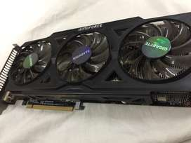 R9 280x 3gb Over Clocked Windforce Edition