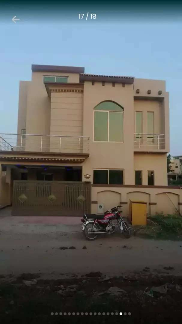 Brand new house for sale in Bahria Town phase 8 Rawalpindi Islamabad 0