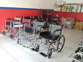 Toko kursi roda standar dan travell berbagai merk