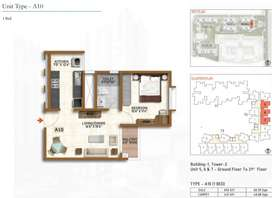 1bhk flat for sale in Bagalur Rd Bangalore with World Class Amenities