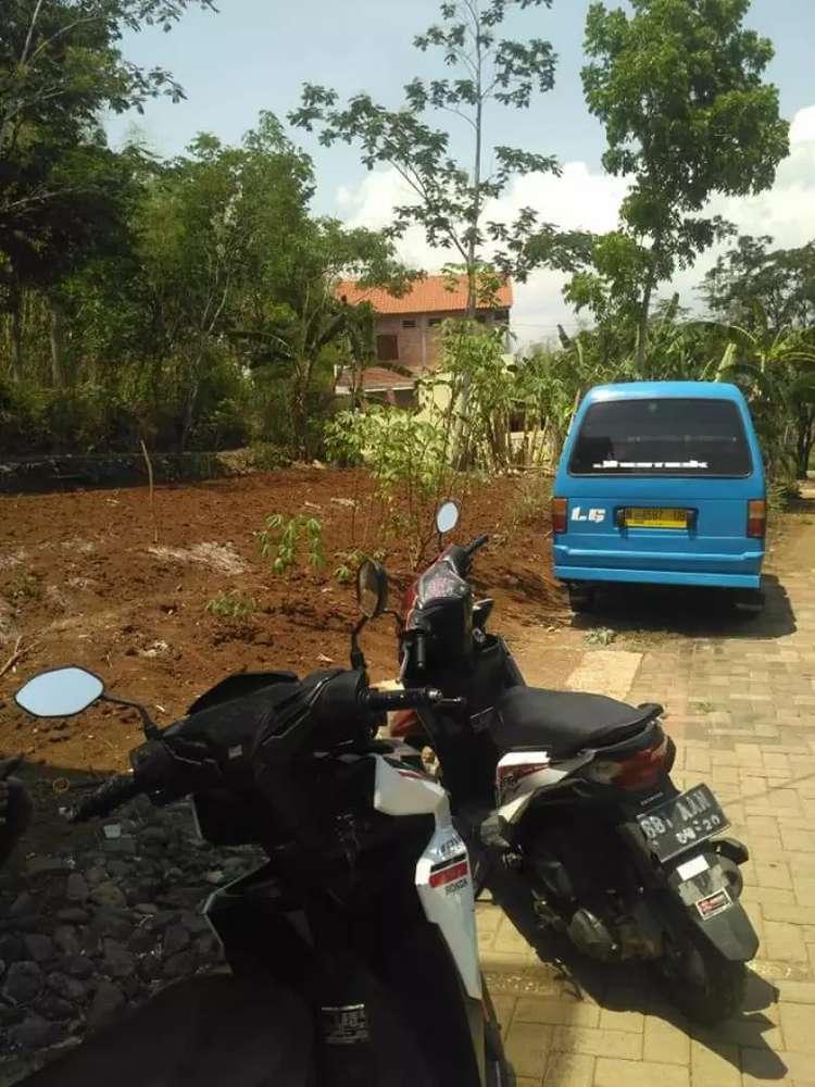 tanah murah kawasan kos di landungsari malang