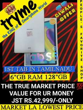 TRYME 6GB Ram/128Gb S5E SAMSUNG Full Kit Box