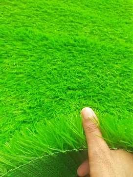 Jual satu roll 50 meter persegi rumput'sintetis 3cm