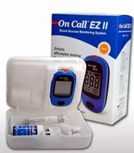 On Call Ez Meter and Strips