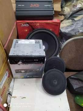 Tape single DVD + paket sound
