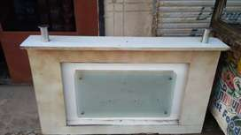 Wooden counter for sale..