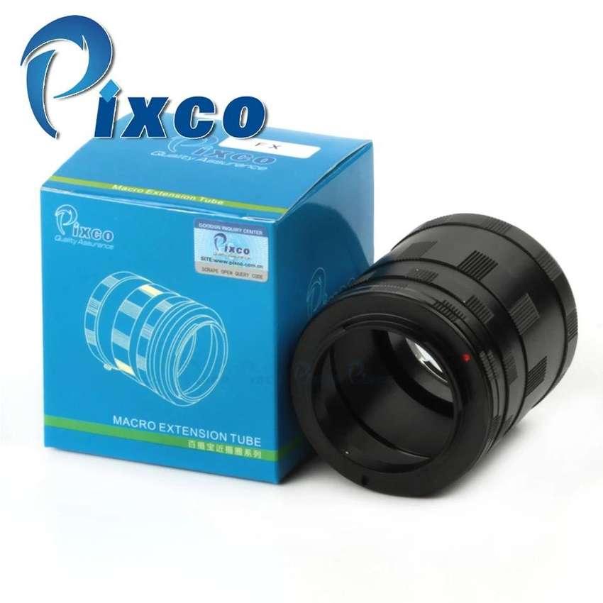 Pixco Macro Extension Tube Fujifilm 0