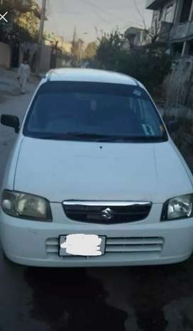 Suzuki/Alto model 2010 on easy installment