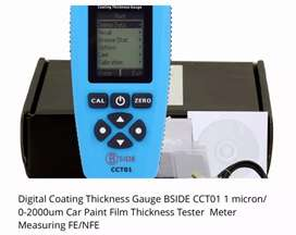 Paint Coating thickness gauge meter professional model CCT01 Bside