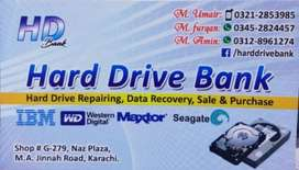 HDD BANK - Hard Drive REPAIRING and DATA RECOVERY