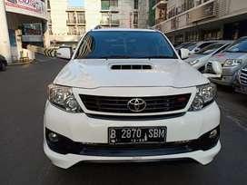 Toyota Fortuner 2.5 G TRD Sportivo 2013