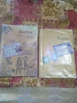 Beehive + Moments ..9 Class Ncert ..