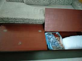DIWAN DOUBLE BED