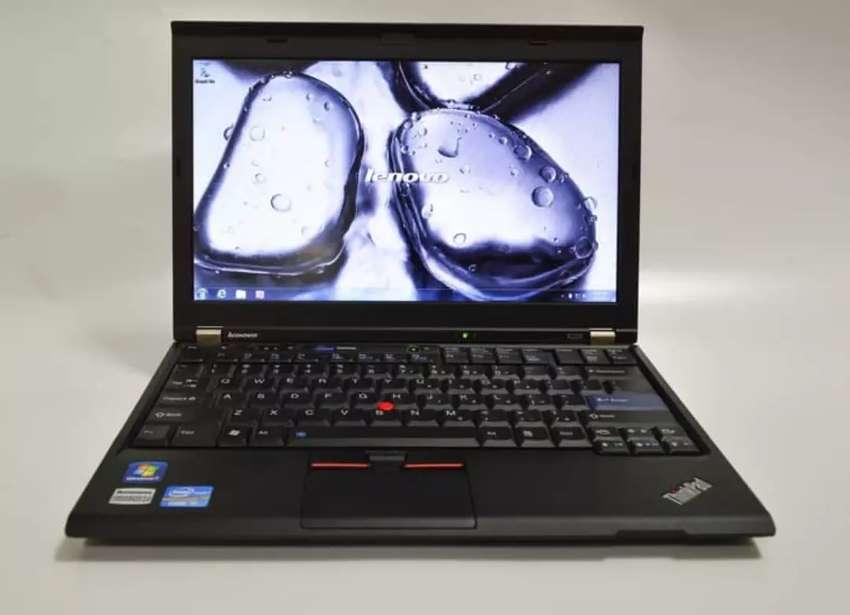 Laptop lenovo thinkpad X220 - core i5 - RAM 4GB - 320 GB - 12 - Bekas 0