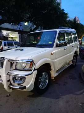 Mahindra Scorpio VLX 2WD Airbag Special Edition BS-IV, 2012, Diesel