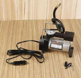 PROMO - Pompa Ban Mini Tekanan 100PSI - Heavy Duty Air Compressor 12V