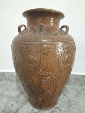 Gentong Naga Antik Mulus